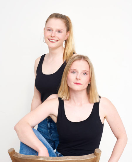 Lea & Lina G.